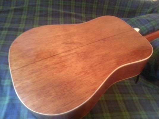 Greg Bennett Regency guitar